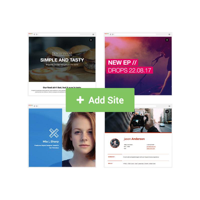 Cindr Websites